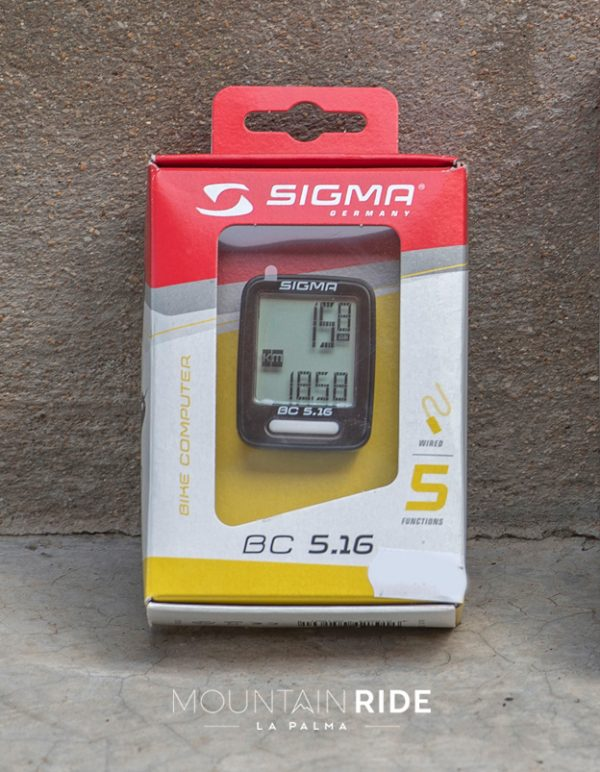 Sigma BC 5.16 wired