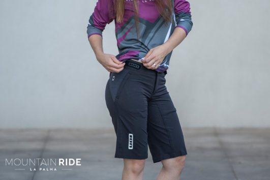 ION Bikeshorts Traze AMP WMS black