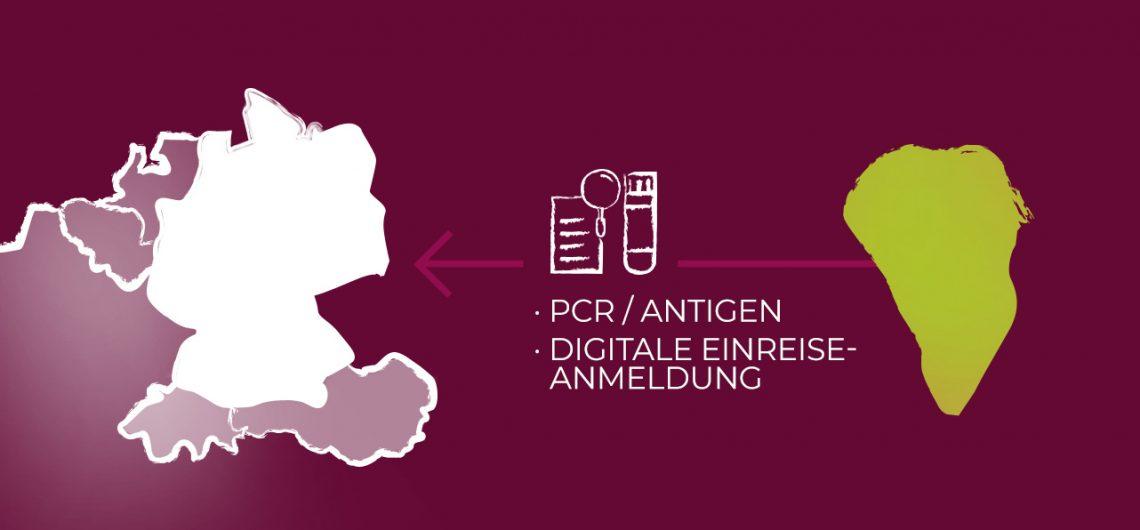 Ausreisebestimmungen Kanaren nach Deutschland ab dem 24. Januar 2021