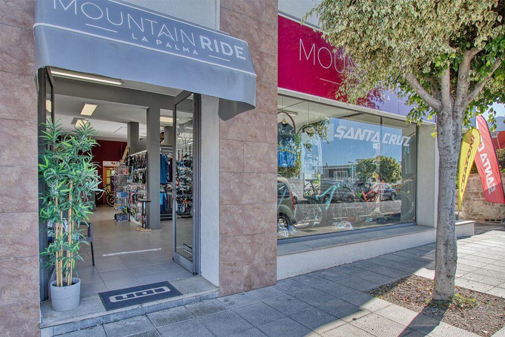 Bericht über Mountainride La Palma im Journal von La Palma 24