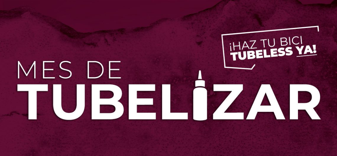 Mes de Tubelizar - Tubeless Los Llanos de Aridane
