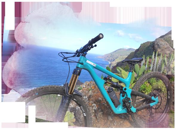 Yeti Mountainbike Rental La Palma